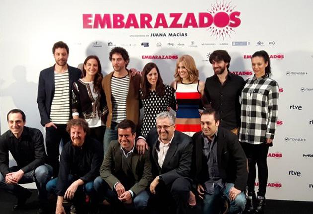 'Embarazados', nueva película accesible para personas ciegas
