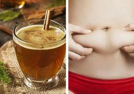 Elimina la grasa de tu vientre preparando un jarabe casero