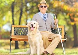 Crean un sombrero que ayuda a los ciegos a orientarse mejor