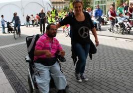 """""""Las personas con parálisis cerebral solo quieren ser uno más dentro de la sociedad"""""""