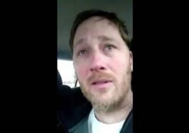 Papá defendiendo a su hijo con Síndrome de Down emociona en redes sociales