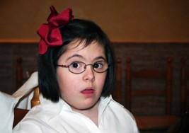 Mi historia con Rocío, mi hija con síndrome de Down