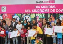 Alistan servicio para niños con síndrome de Down
