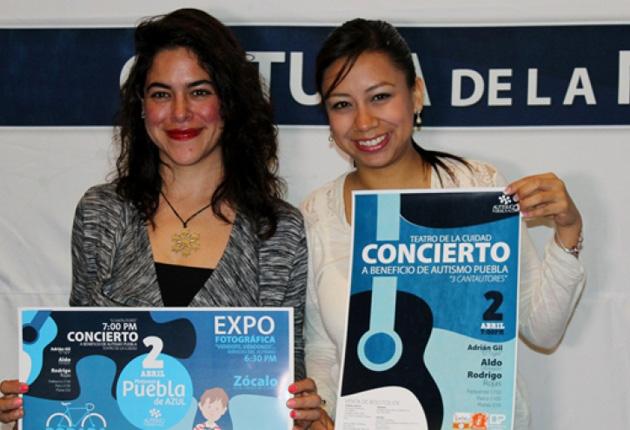 Conciertos y rodada en Puebla por Día Internacional del Autismo