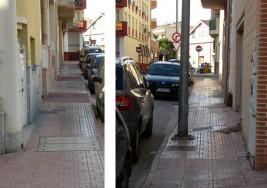 Organizaciones de ciegos piden se superen barreras urbanísticas