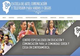 Lanzan canal de TV para personas con ceguera y sordera