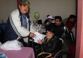 Celebran aniversario de Asociación de Esclerosis Múltiple