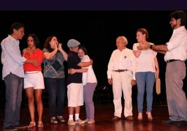 Jóvenes con síndrome de Down protagonizan obra teatral