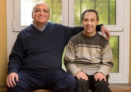 Tiene síndrome de Down y quiere donarle un riñón a su hermano
