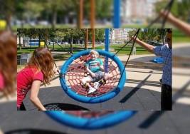 León quiere un parque adaptado para niños con discapacidad y con parálisis cerebral