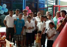 Asociación consiente a 60 niños con autismo y sus madres