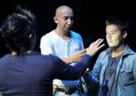 Presentan primera obra creada para personas sordas en México