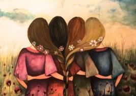 Perder una amistad puede doler tanto como romper con la pareja