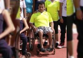 Reconocen a deportista con parálisis cerebral con premio al Mérito Juvenil 2016