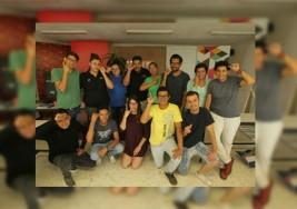 Jóvenes sordos buscan ayudar a su comunidad