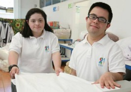 Arzobispado da trabajo a jóvenes con síndrome de Down