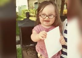 Le recomendaron abortar a su hija con Síndrome de Down y ella contestó así