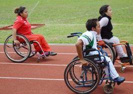 Deportista con parálisis cerebral arrancan con el pie derecho en la Paralimpiada Nacional 2016