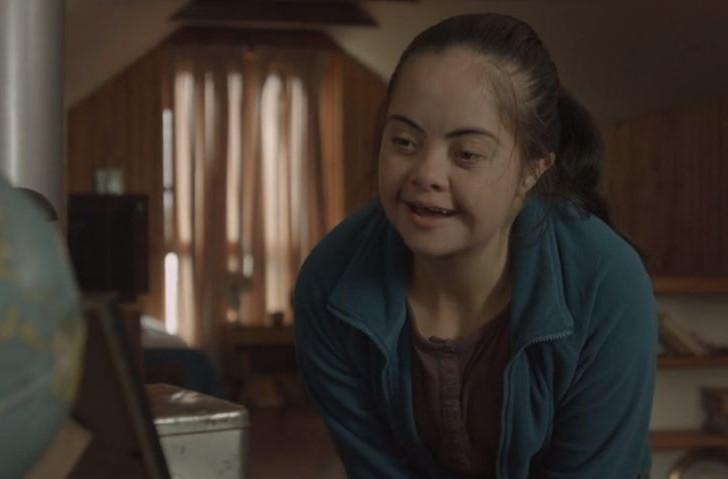 Primera cinta chilena donde participa actriz con sindrome de down busca financiamiento