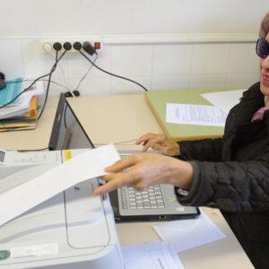 Votación para ciegos