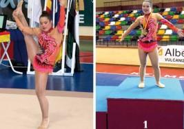 Sara Marín gana cinco Oros en las Olimpiadas de síndrome de Down