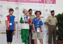 VIDEO: Gimnasta con Síndrome de Down gana tres oros para México
