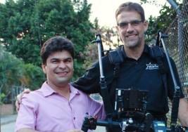 El joven colombiano con parálisis cerebral que creó una asociación para ayudar a personas discapacitadas
