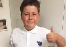 La emocionante carta que recibió un niño con autismo después de suspender los exámenes