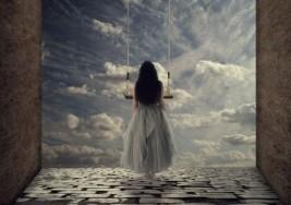 A veces, cuando alguien te acerca hasta al abismo descubres que puedes volar