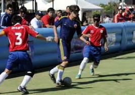 España será sede del Campeonato del Mundo de Fútbol para Ciegos 2018