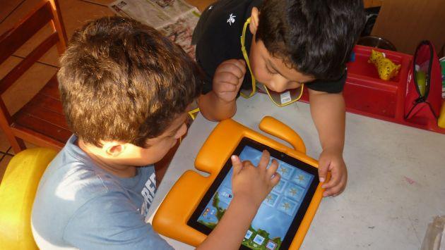 Los pictogramas ayudan a niños con autismo a comunicarse