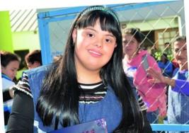 La primera docente con síndrome de Down en Argentina
