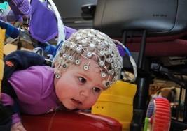 Este dispositivo ayuda a luchar contra la parálisis cerebral