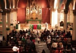 Bebé con síndrome de down es abandonado en iglesia