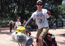 Ciclista por el autismo: Marcel Mathieu