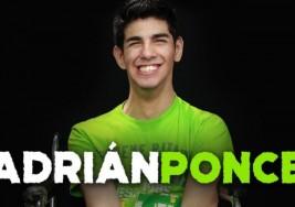 Él es Adrián Ponce: escritor, blogger y YouTuber con parálisis cerebral