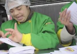 Personas con Síndrome de Down encuentran empleo gracias al trabajo de una organización