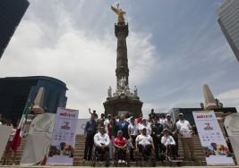 Seleccionados paralímpicos levantarán el nombre de México: Comite