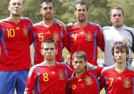 La Selección de parálisis cerebral busca el Mundial de Argentina