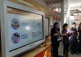 Instituto de la Sordera en Chile inaugura primera sala inteligente y acerca la tecnología a sus alumnos