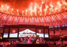Río despide las Paralimpiadas con música y apelando a la biodiversidad