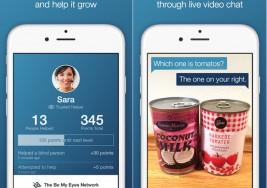 Be My Eyes: La mejor aplicación para ciegos que puedas encontrar