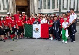 Atletas con Síndrome de Down destacan en Juegos Mundiales