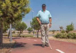 La 'startup' que permitirá a miles de ciegos subir montañas y salir a correr solos