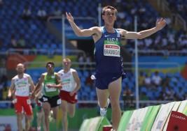Gracias al autismo el veloz Mikey es medallista olímpico