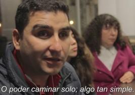 LazarilloApp: la aplicación móvil que muestra el entorno a los ciegos