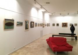 Pintores palentinos a favor de la Esclerosis Múltiple