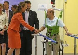 El objetivo de AEMEC es que las personas con Esclerosis Múltiple saquen su potencial a relucir