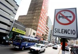 El ruido urbano causa sordera y enfermedades cardiovasculares
