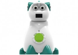 Aisoy1 V5, el robot que ayuda a los niños con autismo